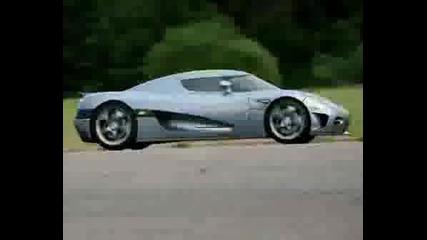 Снимки На Koenigsegg
