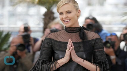 Charlize Theron Looks Stunning After Getting Waxed