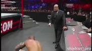 Wwe Royal Rumble 2013 - Wwe Championchip Match - The Rock vs C M Punk