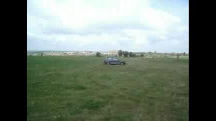Mazda 323 1,  6 Turbo 4x4 из поляните