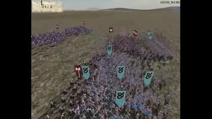 Rome Total War Online Battle #4 Germania vs Thrace