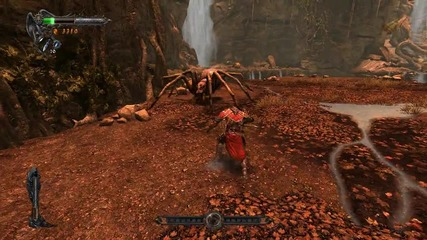 Castelvania Lords of Shadow Gameplay.