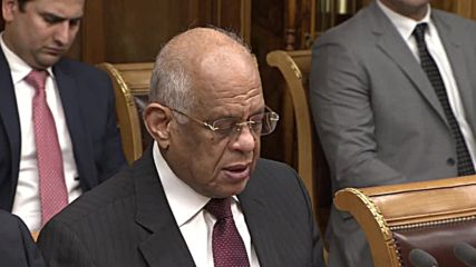 Russia: Egypt's parliament speaker touts 'big potential' of bilateral ties