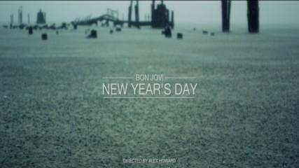 Bon Jovi - New Year's Day (Оfficial video)