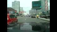В Москва с 500hp Range Rover