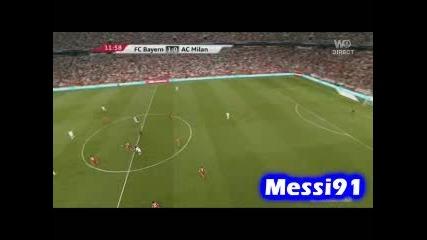 29.07 Байерн Мюнхен - Милан 4:1 Томас Мюлер гол ! Audi cup
