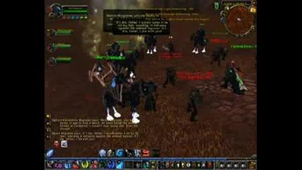 Wow Wrath Of The Lich King - Death Knight Walkthrough Final 10
