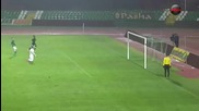 Берое 0 - 4 Лудогорец ( 05/12//2014 )