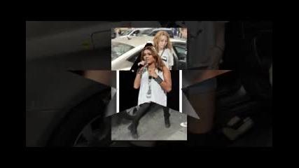 Miley Cyrus за конкурса на ven4ety