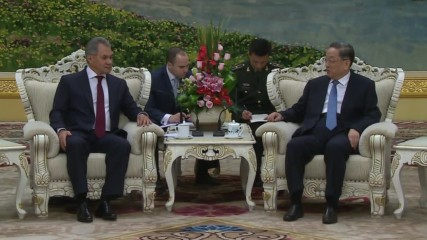 China: Shoigu hails $3 bln in Russian-Chinese defence cooperation spending
