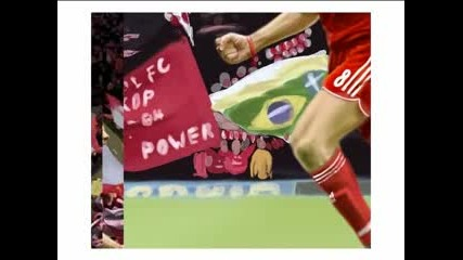 Steven Gerrard Liverpool s gladiator