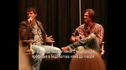 Chicago Con 2010 (part 4) Misha & Jared Panel