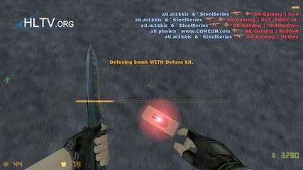 Icsc8- m1kkis vs Sk Gaming