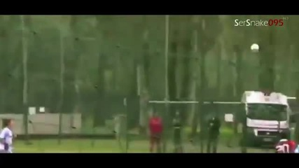 Хачим Мастур - Младата звезда на Милан !