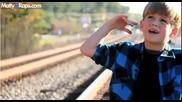 7 Year Old Raps Ke$ha - We R Who We R