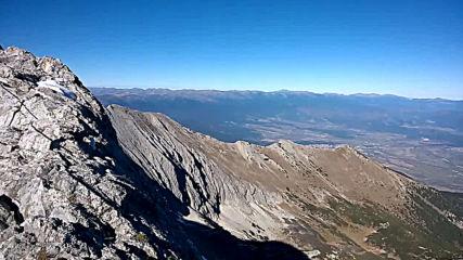 Седловина Кончето, пл. Пирин | Koncheto Ridge, Pirin Mountain
