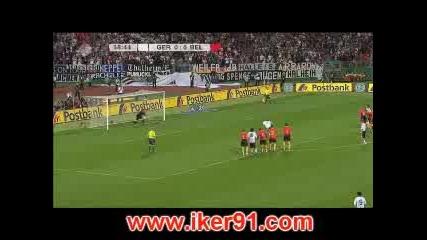20.08 Германия - Белгия 2:0 Швайни Гол