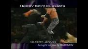Wwe Hardy Boyz - Classic Hardy Boyz Срещу Edge And Chrstian