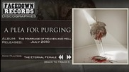 A Plea for Purging - The Eternal Female