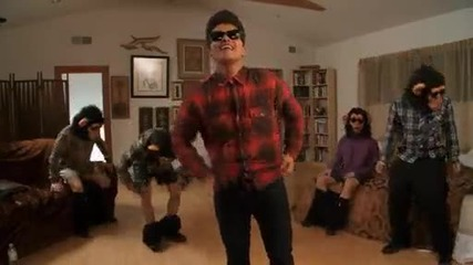 Bruno Mars - The Lazy Song [clip Officiel]