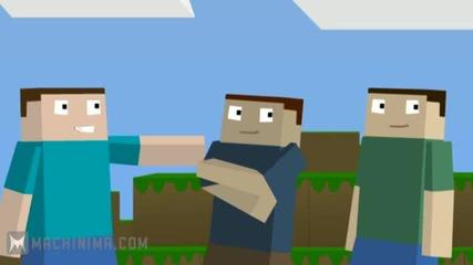 Minecraft Noob Adventure - part 1