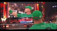 Wwe Raw Кеч Brock Lesnar Returns to Wwe 2012