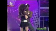 Music Idol 2 - Изпълнението На Ана Dime LA Verdad 28.04.2008 Good Quality