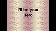 Sterling Knight - Hero + Lyrics + Превод