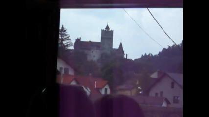 Румъния-замъка Бран