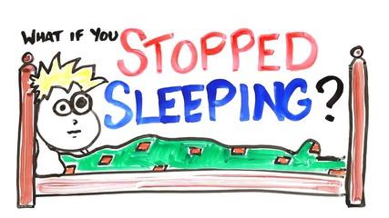 Какво ще стане, ако спрем да спим?