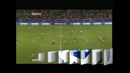 """""""Атлетико"""" размаза """"Челси"""" с 4:1 за Суперкупата на Европа"""