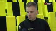 Даниел Кайзер мечтае за Европа с Ботев, но още не е решил за нов договор