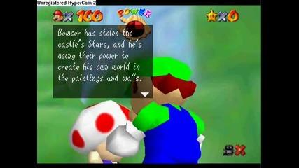 More Stupid Death in Super Mario 64 Luigi's Story