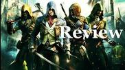 Assassin's Creed: Unity Ревю - Гмурнете се в първата next-gen assassin-игра!