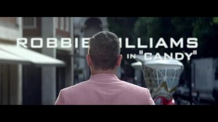 Robbie Williams - Candy (2012) N E W