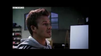 Историята На David Beckham