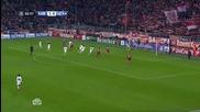 Байерн Мюнхен 3:0 Цска Москва (10.12.2014)