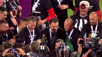 Купата на България принадлежи на Локомотив Пловдив