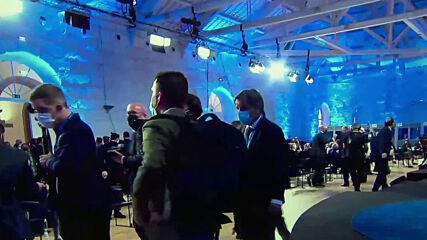 Министър-председателят Борисов участва онлайн в Социалната среща на върха