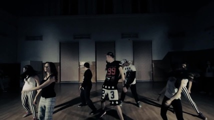 August Alsina - Numb ft. B.o.b, Yo Gotti | Dennis Iliev & Boginya Zaatri Choreography [2015]