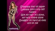 zendaya coleman - swag it out lyrics