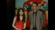 The Vampire Diaries Cast Wins Teen Choice Awards