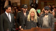 USA: Motorhead's Lemmy Kilmister dies, aged 70