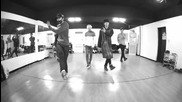 Cross Gene - I'm not a boy, not yet a man ( Dance Practice )