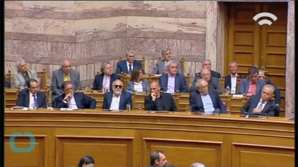 Greek PM Tsipras Reportedly Accepts Bailout Plan