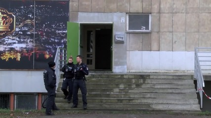 Germany: 1 killed, 3 wounded after fire at hotel used to house refugees in Berlin