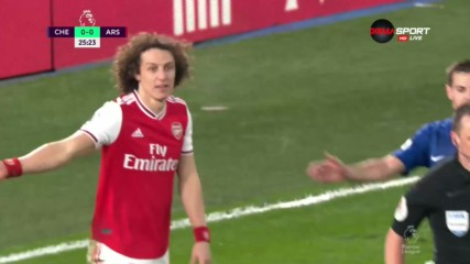 Челси - Арсенал 2:2 /репортаж/