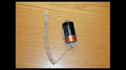 Как да си направим електромагнит