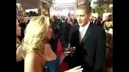 Wentworth Miller - Golden Globes