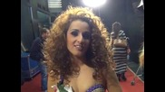 Теодора Цончева - зад кулисите на X Factor - 07.11.2013 г.